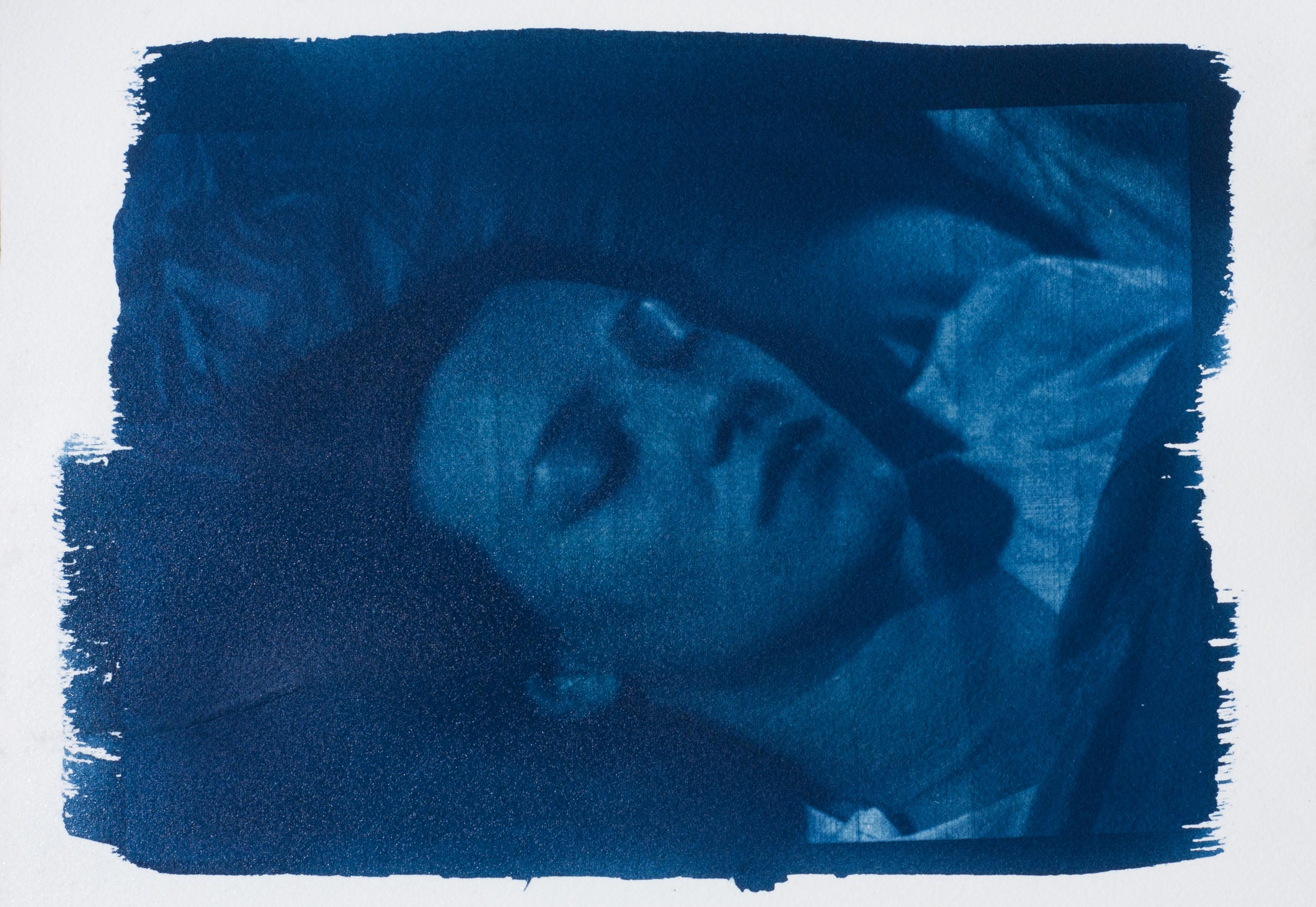 Julie Cyanotype 1 web